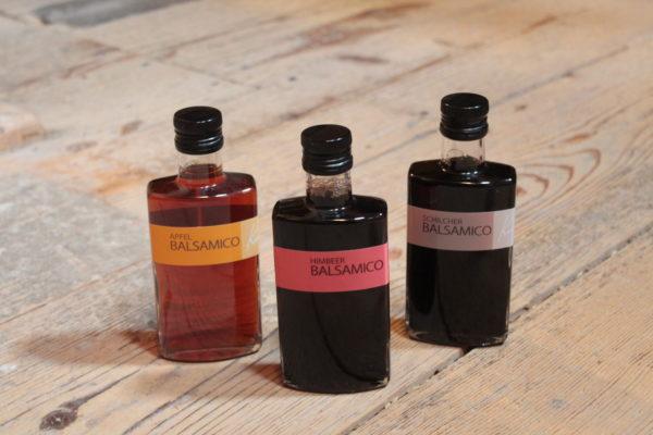 Balsamico Essig Flaschen