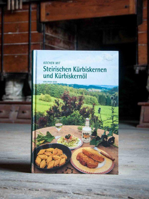 Buch Kochen Kürbiskern Kürbiskernöl Kremsner
