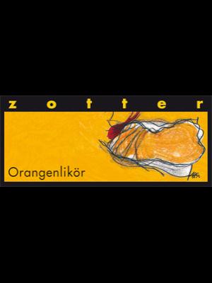 Zotter Schokolade Kremsner Orangenlikör