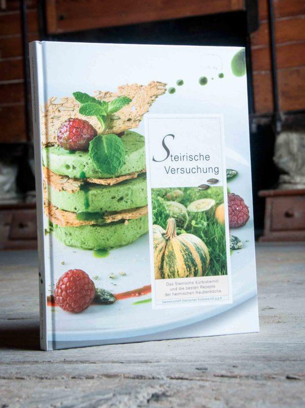 Buch Steirische Versuchung Kremsner