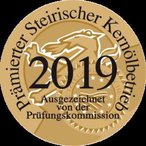 goldplakette 2019 steirischer kernölbetrieb kremsner