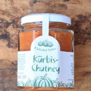 Kürbiskern Chutney